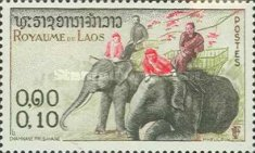 [Laotian Elephants, type BV]