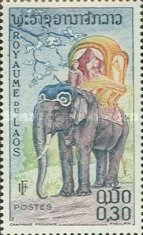 [Laotian Elephants, type BX]