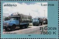 [Transportation in Laos, Typ BZR]