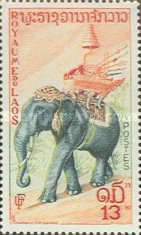 [Laotian Elephants, type CB]