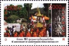 [UNESCO World Heritage - Luangprabang, Typ CFA]
