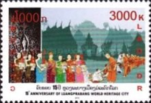 [UNESCO World Heritage - Luangprabang, type CFB]