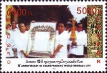 [UNESCO World Heritage - Luangprabang, type CFC]