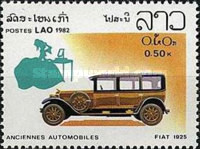 [Old Automobile, Typ VJ]