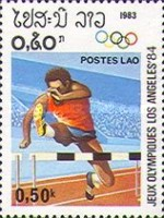 [Olympic Games - Los Angeles, USA, Typ WU]