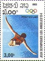 [Olympic Games - Los Angeles, USA, Typ WX]