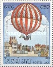 [The 200th Anniversary of Manned Flight - Balloons, Typ XX]