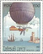 [The 200th Anniversary of Manned Flight - Balloons, Typ XY]