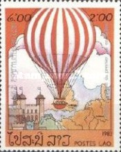 [The 200th Anniversary of Manned Flight - Balloons, Typ XZ]