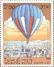 [The 200th Anniversary of Manned Flight - Balloons, Typ YA]