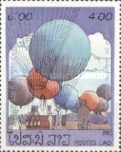 [The 200th Anniversary of Manned Flight - Balloons, Typ YB]