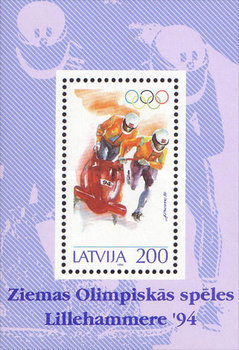 [Olympic Games - Lillehammer, Typ ]