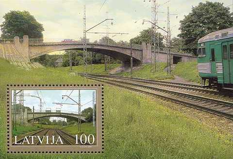 [Bridges of Latvia, Typ ]
