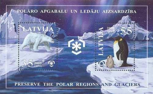 [Preservation of the Polar Regions and Glaciers, Typ ]
