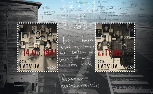 [The 75th Anniversary of the Soviet Mass Deportations of June 14 1941, Typ ]