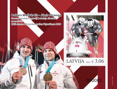 [Sports - Olympic Bobsleigh in Latvia, Typ ]