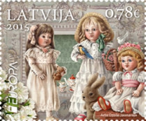 [EUROPA Stamps - Old Toys, Typ AAJ]
