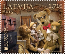 [EUROPA Stamps - Old Toys, Typ AAK]