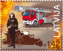 [The 150th Anniversary of the State Fire and Rescue Service of Latvia, Typ AAO]