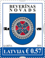 [Coat of Arms of Latvia, Typ ABP]