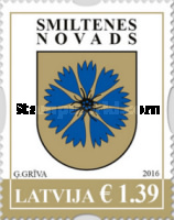 [Coat of Arms of Latvia, Typ ABQ]