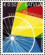 [The 125th Anniversary of the Birth of Gustavs Ērenpreis, 1891-1956, Typ ACE]