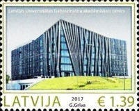 [Architecture - University of Latvia Academic Center of Natural Sciences, Typ ADO]