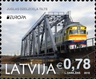 [EUROPA Stamps - Bridges, Typ AEI]