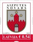 [Coat of Arms of Latvian Regions and Cities, Typ AFE]