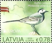 [EUROPA Stamps - National Birds, Typ AFL]