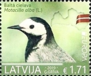 [EUROPA Stamps - National Birds, Typ AFM]