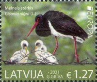 [EUROPA Stamps - Endangered Natinoal Wildlife, type AHM]
