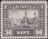 [Liberty Memorial Charity - Also issued Imperforated, same price, type AN]