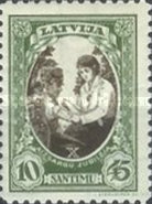 [Charity to the Latvian Home Guards. Also Issued imperforated - Same Price, Typ BN]