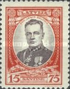 [Charity to the Latvian Home Guards. Also Issued imperforated - Same Price, Typ BP]