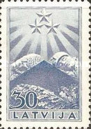 [Memorial Issue - Lithographic Print, type CH]