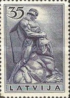 [Memorial Issue - Engraving, type CI]