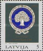 [The 75th Anniversary of Latvian University, Typ ET]