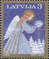 [Christmas Stamps, Typ FA]