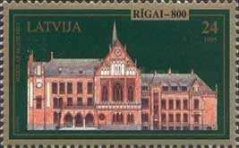 [The 800th Anniversary of Riga, Typ GD]