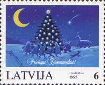 [Christmas Stamps, Typ GH]