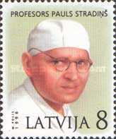 [The 100th Anniversary of the Birth of Pauls Stradins, Typ GL]