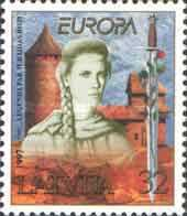[EUROPA Stamps - Tales and Legends, Typ HQ]