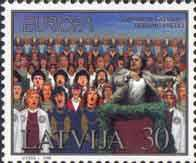 [EUROPA Stamps - Festivals and National Celebrations, Typ IN]