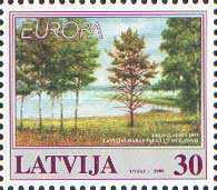[EUROPA Stamps - Nature Reserves and Parks, Typ JG]