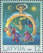 [Christmas Stamps, Typ KS]