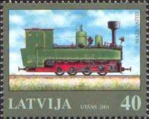 [Narrow Gauge Railway in Latvia, Typ LA]