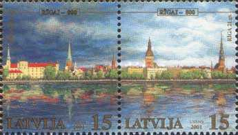 [The 800th Anniversary of Riga, Typ LC]