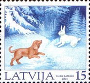 [Christmas Stamps, Typ LS]
