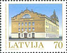 [Churches of Latvia, Typ MZ]